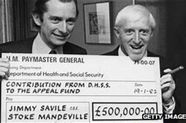 Image result for normal fowler and jimmy savile images