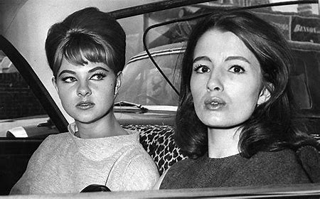 Image result for mandy rice davies christine keeler