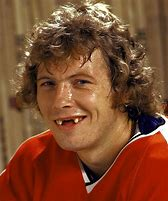 Image result for toothless hockey player