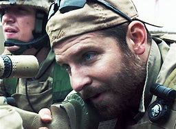 Image result for bradley cooper american sniper baby