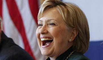 Image result for hillary image hyena
