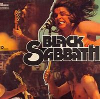 Image result for demonic rock album covers