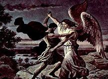 Image result for Jacob Wrestling God