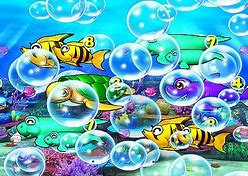 海物語 泡予告 に対する画像結果