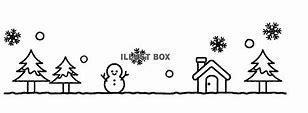 雪のイラスト 無料 に対する画像結果