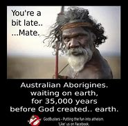 Image result for australians and God