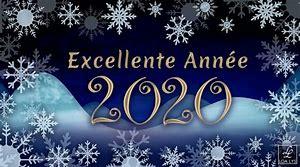 Résultat d'images pour bonne année 2020