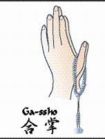 Image result for gassho