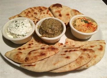 Image result for pittas and dips