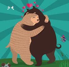 Image result for yogic hugs
