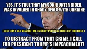 Image result for cartoons hunter and joe biden ukraine corruption