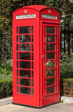 Image result for red phone box images