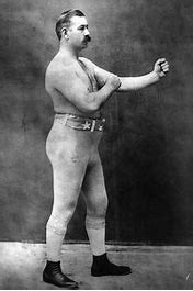 Image result for images victorian boxing john l lewis