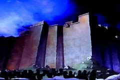Image result for walls of jericho the bible