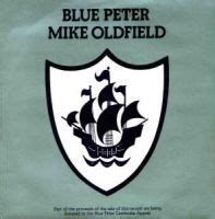 Image result for mike oldfield blue peter images