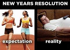 Image result for new year resolution funny memes