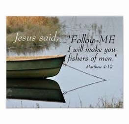 Image result for Fisher of Men Scripture