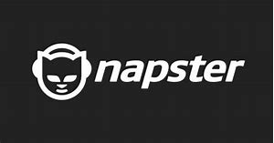 Image result for Napster logo