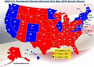Image result for images of electoral votes in 2020