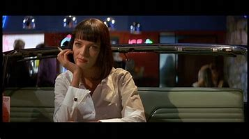 Image result for images johnny restaurant pulp fiction