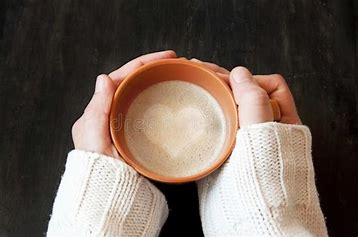 Image result for royalty free picture of hands holding coffee cup