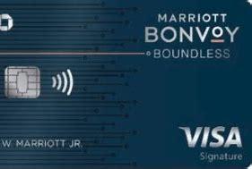 Image result for Marriott credit card