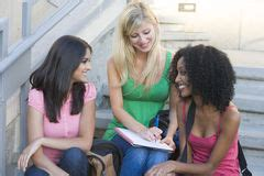 Image result for Only Female College Student Group