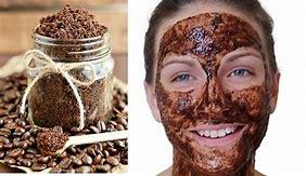 Resultado de imagen de café, como exfoliante