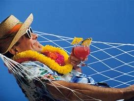 Image result for images of rich man in hammock