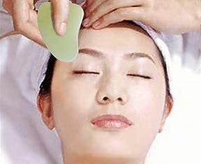 Image result for chinese jade guasha facial