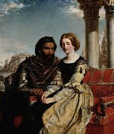 Image result for images othello and desdemona