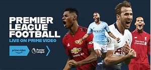 Image result for amazon prime premier league logo 2019