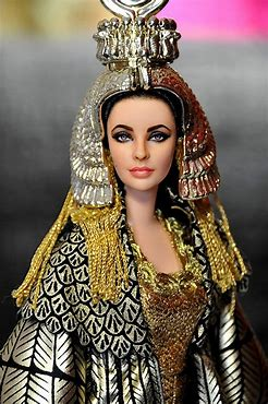 Image result for images cleopatra taylor
