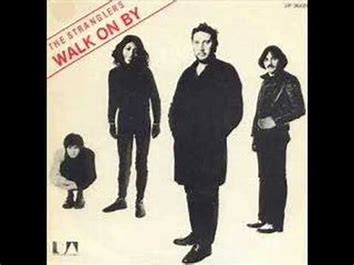 Image result for walk on by the stranglers images