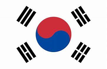 Image result for korea flag