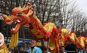 Résultat d'images pour dragon chinois nouvel an chinois