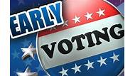 Early voting offered at Village Hall