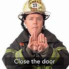 When it comes to fire safety, the message is the same in every language - CLOSE THE DOOR.