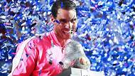 Hector Vivas/Getty Images Nadal Completes Acapulco Hat Trick