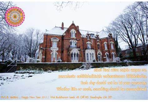 Happiness And Peace from Leeds Thai Temple | 45 Cliff Road Headingley, Leeds LS6 2ET | +44 113 274 1927