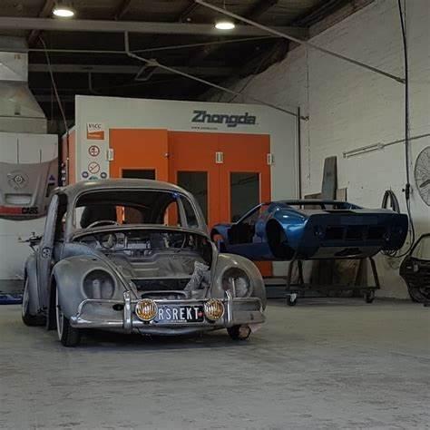 Resurrection Auto Restorers | 55 CAMBRO Road, CLAYTON, Victoria 3168 | +61 3 9543 4600