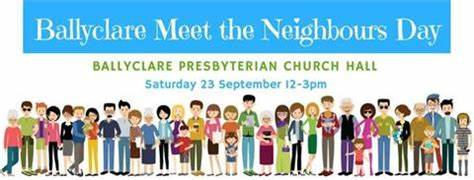 The Trussell Trust Food Bank Ballyclare Presbyterian Church | 2 Foundry Lane, Ballyclare BT39 9BQ | +44 28 9334 0302