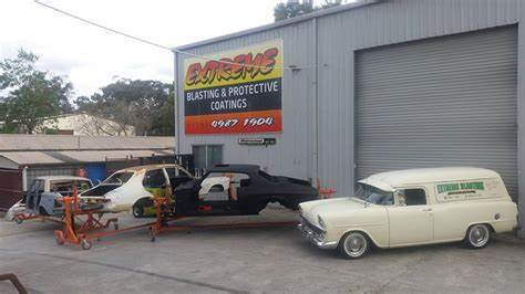 Extreme Blasting & Protective Coatings | 1/14 Giggins Road, Heatherbrae, New South Wales 2324 | +61 2 4987 1904