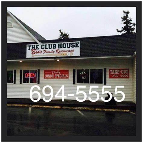 The Club House Bros Family Restaurant | 3386 Niagara Falls Blvd, North Tonawanda, NY, 14120 | +1 (716) 694-5555
