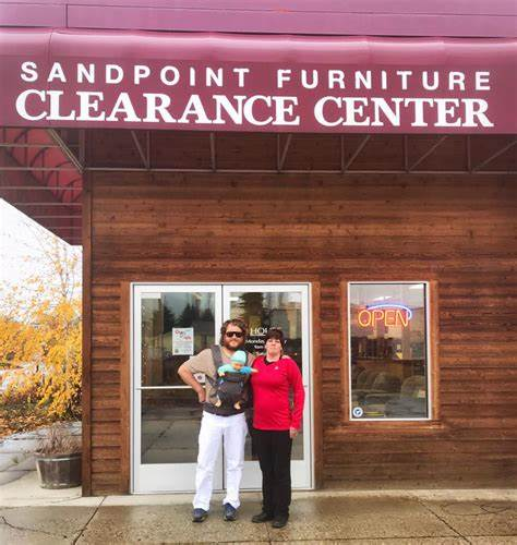 Sandpoint Furniture Clearance Center | 501 Bonner Mall Way, Ponderay, ID, 83852 | +1 (208) 263-3770