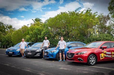 2Pass Driving School Townsville | Level 1 33-35 Palmer Street, South Townsville, Queensland 4810 | +61 420 583 318
