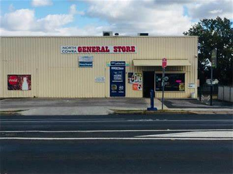 North Cowra General Store, Lotteries & Pet Supplies | 70 REDFERN Street, Cowra, New South Wales 2794 | +61 2 6342 2580