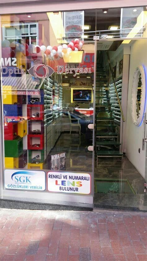 Derya Optik   Kırtepe D-010, 74100 Bartın/Bartın   +90 378 227 82 80