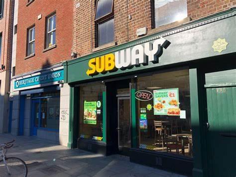 Subway | 136 Thomas Street, Dublin | +353 1 607 4474