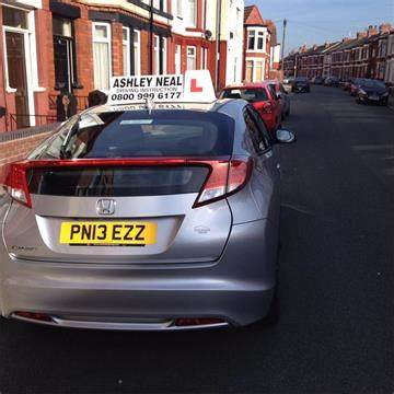 Rob franchised to Ashley Neal driving instruction | 21, Angelica Drive, Liverpool L11 2YG | +44 7588 019641